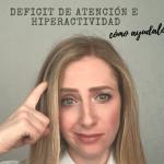 Deficit de atención, hiperactividad, cómo ayudarlos con aceites esenciales y alimentación
