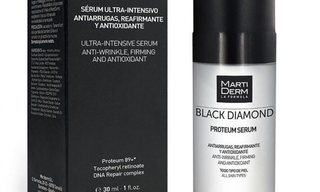 línea black diamond de martiderm